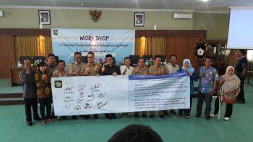 Penandatanganan pernyataan Kulonprogo kabupaten inklusi